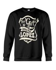 LOPEZ 07 Crewneck Sweatshirt thumbnail