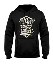 LOPEZ 07 Hooded Sweatshirt tile
