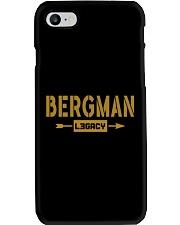 Bergman Legacy Phone Case tile