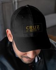 Cruz Legend Embroidered Hat garment-embroidery-hat-lifestyle-02