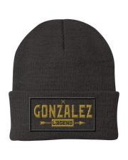 Gonzalez Legend Knit Beanie front