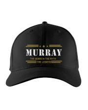 MURRAY Embroidered Hat front