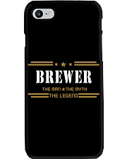 BREWER Phone Case thumbnail