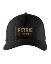 Petrie Legend Embroidered Hat front