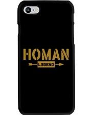 Homan Legend Phone Case thumbnail