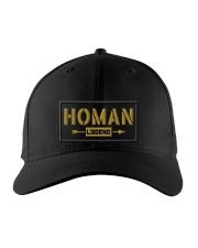 Homan Legend Embroidered Hat front