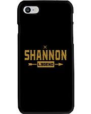 Shannon Legend Phone Case tile