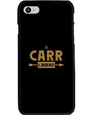 Carr Legend Phone Case tile
