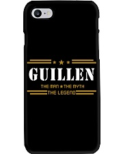 GUILLEN Phone Case thumbnail