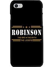 ROBINSON Phone Case tile