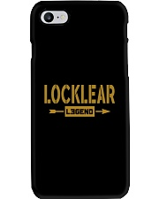 Locklear Legend Phone Case thumbnail
