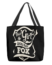 FOX 07 All-over Tote thumbnail