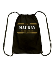 MACKAY Drawstring Bag tile