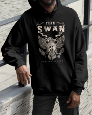 SWAN 03 Hooded Sweatshirt apparel-hooded-sweatshirt-lifestyle-front-11