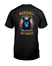 MARSHALL Rule Classic T-Shirt tile