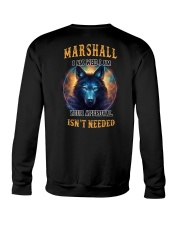 MARSHALL Rule Crewneck Sweatshirt thumbnail