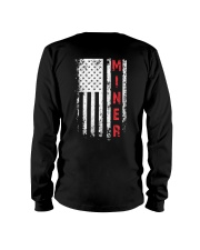 MINER Back Long Sleeve Tee thumbnail