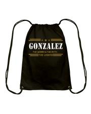 GONZALEZ Drawstring Bag thumbnail