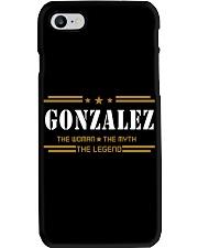 GONZALEZ Phone Case thumbnail