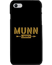 Munn Legacy Phone Case tile
