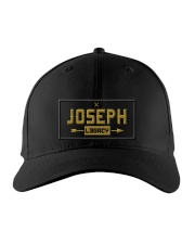 Joseph Legacy Embroidered Hat front