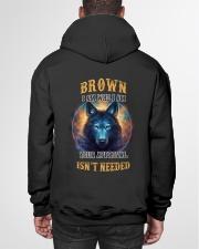 BROWN Rule Hooded Sweatshirt garment-hooded-sweatshirt-back-01