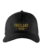Freeland Legacy Embroidered Hat front