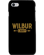 Wilbur Legacy Phone Case thumbnail