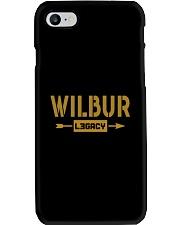 Wilbur Legacy Phone Case tile