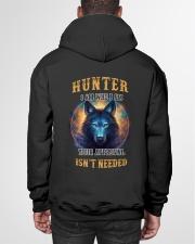 HUNTER Rule Hooded Sweatshirt garment-hooded-sweatshirt-back-01
