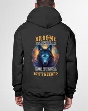 BROOME Rule Hooded Sweatshirt garment-hooded-sweatshirt-back-01
