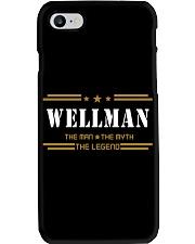 WELLMAN Phone Case tile