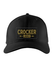 Crocker Legacy Embroidered Hat front