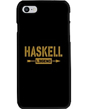 Haskell Legend Phone Case thumbnail