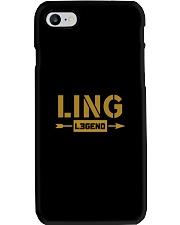 Ling Legend Phone Case thumbnail