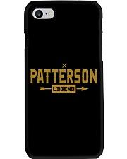 Patterson Legend Phone Case thumbnail