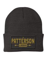 Patterson Legend Knit Beanie front
