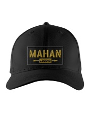 Mahan Legend Embroidered Hat front