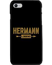 Hermann Legend Phone Case thumbnail