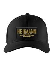 Hermann Legend Embroidered Hat front