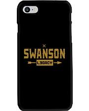 Swanson Legacy Phone Case tile