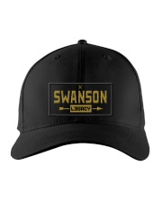 Swanson Legacy Embroidered Hat front