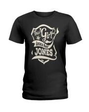 JONES girl Ladies T-Shirt thumbnail
