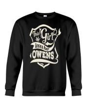 OWENS 07 Crewneck Sweatshirt thumbnail