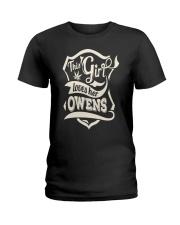 OWENS 07 Ladies T-Shirt thumbnail