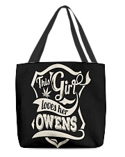 OWENS 07 All-over Tote thumbnail
