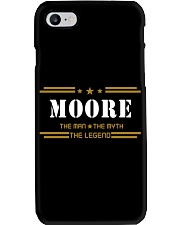 MOORE Phone Case tile