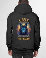 CAVE Rule Hooded Sweatshirt garment-hooded-sweatshirt-back-01