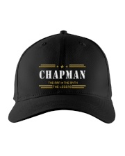 CHAPMAN Embroidered Hat front