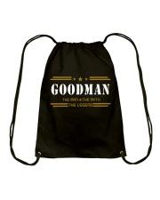 GOODMAN Drawstring Bag thumbnail